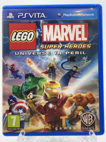 LEGO Marvel Super Heroes Universe in Peril (PlayStation Vita)